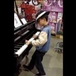 Nie zostawiaj dziecka samego w sklepie!