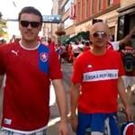 Czesi pozytywnie nastawieni przed meczem