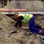 Robotnicy uciekają przed żmiją - HIT INTERNETU!