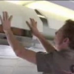 Wypadek w samolocie