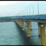 """""""Tańczący"""" most na Wołdze - HARDKOR!"""