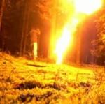 Dezodorant w ognisku