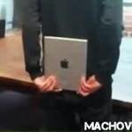 Zniszczył iPada! ALE JAK!