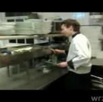 Szef kuchni i perkusista w jednym - SUPER!