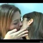 Eksperymentalny pocałunek