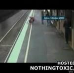 15-miesięczny chłopiec potrącony przez pociąg! PRZEŻYŁ!