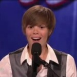 """Klon Justina Biebera w """"Mam Talent"""""""