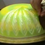 Dekoracja ciasta, poziom: AZJATA