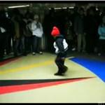 Breakdance PIĘCIOLATKA! SUPER!