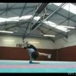 Ciekawe breakdanceowe tricki