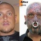 UZALEŻNIŁ się od tatuaży!