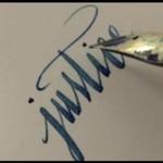 Kaligrafia - niezwykłe wykorzystanie pisma!