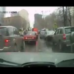 Wypadki drogowe - ulice Rosji