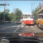 Rosja - wyścigi komunikacji miejskiej