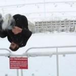 Parkour zimą - A JEDNAK SIĘ DA!