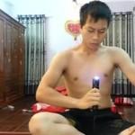Amatorski test paralizatora