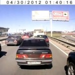 ROSJA - kompilacja wypadków drogowych