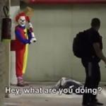 Kawał z zabójczym klaunem