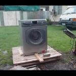 Wytrzymałość pralki