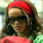 Rihanna i jej 100 dolarów
