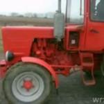 Rosyjski drifting traktorem