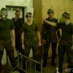 Zabawy polskich szeregowców
