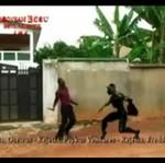 Ninja w wersji afrykańskiej - HIT!