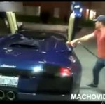 Tankowanie Lamborghini - HIT!