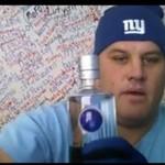 Wypił całą butelkę wódki... NA HEJNAŁ!