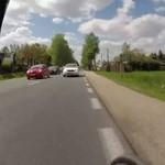 Kierowca z Grodziska wyjechał na czołówkę