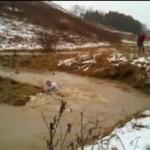 Skok przez rzekę