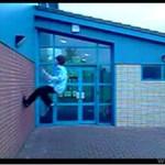 Wbieganie na ścianę - w zwolnionym tempie