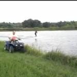 Odkryli nowy sport wodny!