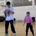 Mała mistrzyni tańca - WOW!