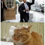 Obama to cholerny psotnik!