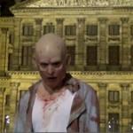 Zombie w Amsterdamie - ŚWIETNY KAWAŁ!
