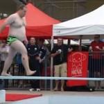 Konkurs skoków... NA DESKĘ!