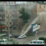 Mycie okien w Rosji
