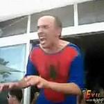Spiderman przesadził z narkotykami!