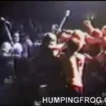 Kurt Cobain kontra fani