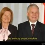 Gruzińska pieśń ku pamięci Lecha Kaczyńskiego