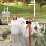 Ukryta kamera - przymusowe chrzciny