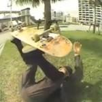Gou Miyagi - mistrz nietypowego skateboardingu