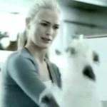 Pies w reklamie