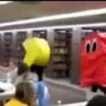 Pacman w rozmiarze XXL