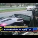 Batman złapany przez policję!