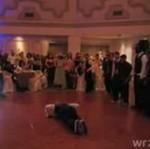 Pokaz breakdance'u na weselu!