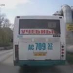 Wypadki na drogach - ROSJA