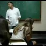 Nauczyciel ROZTRZASKAŁ dziewczynie telefon!