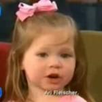 Ta dziewczynka wie o polityce więcej niż ty!